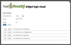Widget Logic Visual Editor
